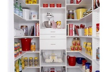 pantry ideas / by L Christine Wehrly