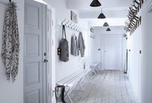 Foyer, Mudrooms / by Ann Favot