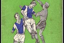 Classic Football Programmes / classicfootballprogrammes.blogspot.co.uk / by Footysphere