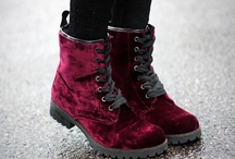 shoe porn: boots / by Starr Nordgren