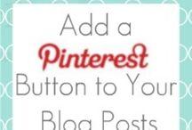 Blogging Tips At Home / Blogging Tips / by Karen Tucci | Karen At Home