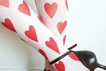 fashion love: legwear / by Starr Nordgren