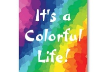 A Real Life Box of Crayons / by Jodie Gegner-Roeder