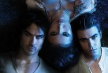 Vampire Diaries / by Jodie Gegner-Roeder