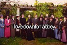 Downtown Abbey / by Jodie Gegner-Roeder