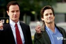 White Collar: sometimes it's good to be a little bad / by Jodie Gegner-Roeder