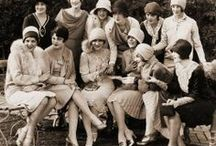 1920's Fashions / by Liz Holder