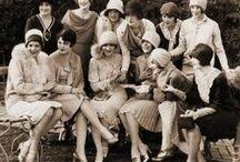 1920's Fashions / by Liz Holder