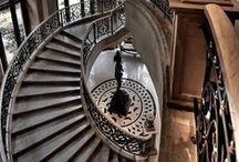 Stairways / by Maria Sanchez