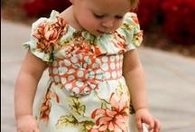 Sewing Machine Kids Clothes / by Louren Schmidt
