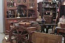 green oak antiques / green oak antiques is a  big store , huge inventory, reasonable prices......10,000  sq feet of  antiques,garden iron,  junk, new ,old ,recycled.. started in  1978....take a look... in ROCHESTER INDIANA  574 223 5702 / by annatgreenoak..