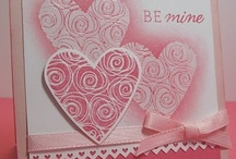Cards for ValenTINE / by Roseann Francesconi