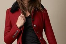 COAT / Since I live in Colorado, COATS are my addiction. / by Marnie Fuchs Martin