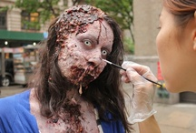 Zombies & Monsters / by Brandi Sholar