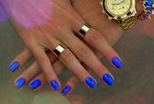 Nails <3 / by Emily Schaumann