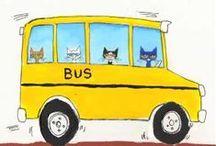 Pete the Cat / Education (Pre-K) / by Andi Delmedico