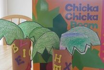 Chicka Chicka Boom Boom / Education (Pre-K) / by Andi Delmedico