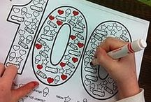 100th Day of School / Education (Pre-K) / by Andi Delmedico