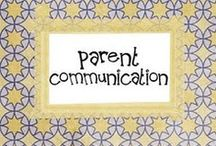 Home Connection (teacher:parent) / by Andi Delmedico