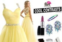 Spring 2014 Trend Boards / Feeling short of style inspiration for this year's prom? Don't fret - we've got you covered with trend boards featuring prom dresses from our Spring 2014 Collection. / by Flirt Prom