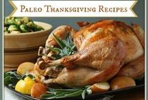 Paleo Thanksgiving Recipes / Plan your #paleo Thanksgiving menu with these recipes! / by A Girl Worth Saving | Paleo Recipes