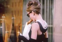 Breakfast at Tiffany's  / All Things Tiffany's - For My Favorite Film  / by Beth Fhaner
