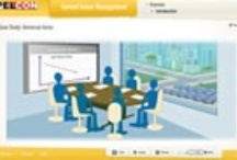 eLearning Case Studies / eLearning Case Studies on Content Solutions created by Upside Learning. / by Upside Learning