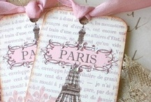 French Love / by Kerryanne @ Shabby Art Boutique