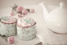 Tea party / by Kerryanne @ Shabby Art Boutique