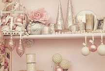Shabby Vintage Christmas / by Kerryanne @ Shabby Art Boutique