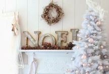 Christmas Home Tours / Home is the heart of the holidays... so let's take a wander through some of the most beautiful Christmas homes in the blogosphere. / by Kerryanne @ Shabby Art Boutique