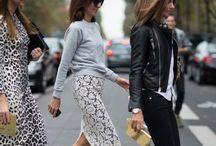 My Style (Runway + Street) / #Streetstyle  #Runway #Street #Fashion / by Esra Ogucu