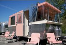 Vintage Camper Trailers / Ideas for our vintage 1964 Serro Scotty travel trailer! / by Mod Betty RetroRoadmap