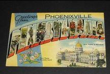 Phoenixville, PA  / by Mod Betty RetroRoadmap