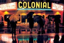 The Colonial Theatre / The Colonial Theatre Phoenixville PA / by Mod Betty RetroRoadmap