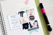 Scrapbooking | Process / by Jennifer Wilson | Simple Scrapper