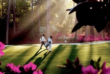 Fore the Love of the Game / golf / by Cynthia Sargent