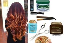 Hair beauty / by Christina Lopez