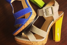 Spring for Sandals / by K&G Fashion