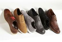 Wingtips / The perfect finish for dapper suit and tie style. / by K&G Fashion