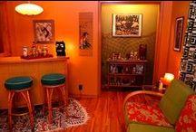 Tiki Room Ideas / by Mod Betty RetroRoadmap