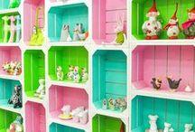 Shelves / by Erin King