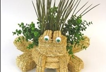 Straw Projects / by MakeitFunCrafts