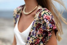 Fashion 1 (and style inspiration) / by Simona Mihail