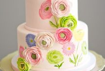 Cake Decorating / by Jennifer May-Hanley