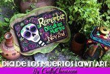 Día de los Muertos / by MakeitFunCrafts