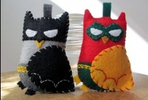 Arts & Crafts: Felt / by austin gifford