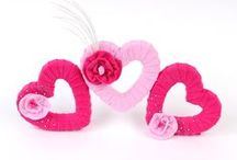 Valentine's Day / by MakeitFunCrafts