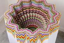 3D + Installation Art  / Inspiration for my 3D art projects.  / by Rina Vela Interior Design
