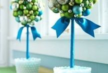 Topiaries / by MakeitFunCrafts